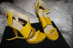 Nine West Yellow always light up my day