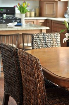 Set of 6 Seagrass Dining Room Chairs - Mocha Pebble Lane Living,http://www.amazon.com/dp/B00HRFBPQ4/ref=cm_sw_r_pi_dp_iGz-sb061NHPC20F