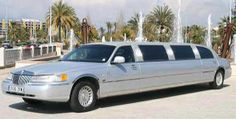One perfect limousine . . .