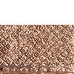 Antique - Copper Backsplash Tile - #2420