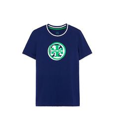 TORY BURCH ISABELLE T-SHIRT. #toryburch #cloth #