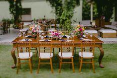 Casamento Romântico e Florido ao ar livre – Debie & Dedé   Lápis de Noiva