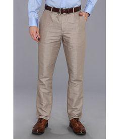 Perry Ellis Slim Fit Broken Twill Suit Pant