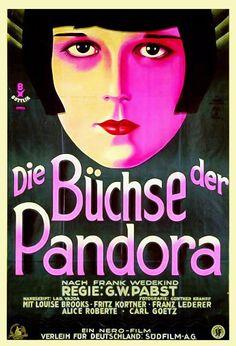 Die Büchse der Pandora (1929) [La caja de Pandora / Lulu / Pandora's Box / The Box of Pandora]