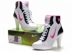 High heel Nike OMG! SWEET!!!
