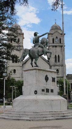 Main square, Victoria, Entre Rios