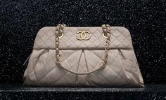 Chanel Calfskin Bowling Bag