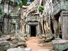 Angkor-wat Vishnu temple, Siem Reap, Cambodia