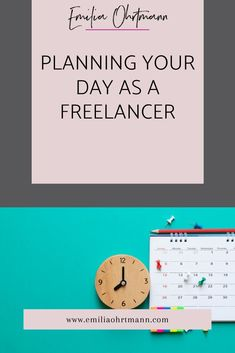 Working from home and being flexible comes with its challenges! Freedom can be quite overwhelming and challenging. Here are some tips for you on how to plan your day as a freelancer and working from home #dailyplanning #freelancer #planning Business Card Design, Business Tips, Blog Design, Web Design, Inspirational Quotes For Entrepreneurs, Work Goals, Blog Layout, Branding, Planning Your Day