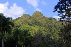 View from Utuado, Puerto Rico (America, Caribbean Basin)