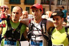 Ehunmilak ultratrail 2013 (I) G2Haundiak - Goierri Trail: Crónica, resultados y fotos. 1º Iñaki Kataka 11h05m; 1ª Silvia Trigueros 13h16m