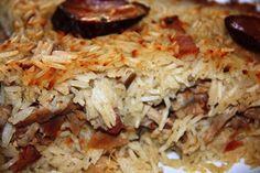 Le riz de Canard est un plat traditionnel fait autour de l'Alentejo, où le choix du chorizo est essentiel pour le résultat final. Pork Recipes, Healthy Recipes, Salty Foods, Portuguese Recipes, Yams, Pulled Pork, Main Dishes, Good Food, Food And Drink
