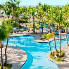Retreat to Puerto Rico!