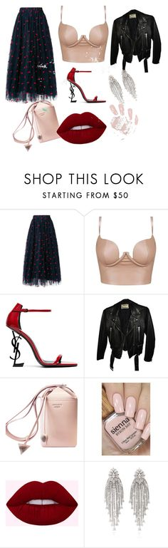 Designer Clothes, Shoes & Bags for Women Acne Studios, Yves Saint Laurent, Lips, Shoe Bag, Polyvore, Stuff To Buy, Shopping, Collection, Design