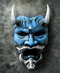 mascaras de espíritu japones - Buscar con Google