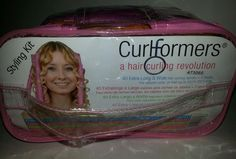 Curlformers Hair Curling Revolution Extra Long New in Box!  NIB Fast Shipping  #Curlformers