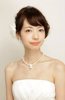 マーメイドドレス 髪型 - Google 検索