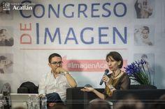 Eva Lobatón, habló sobre la Imagen y el machismo en el Congreso de Imagen, el pasado 6 de marzo de 2014, en la FES Acatlán.