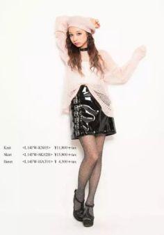 5a90a01dc4a Gal Coordinates. Gyaru FashionHarajuku FashionKawaii ...