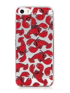 iPhone SE/5/5S Lobster Case