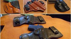 KeyStone Gun Leather, Custom made Holsters - Business Photos