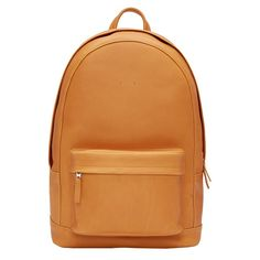 PB 0110 camel leather CA 6 backpack, $750 Buy it now