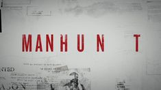 Manhunt The Search for Bin Laden (2013) main titles