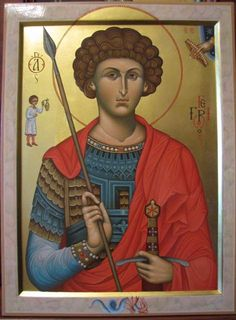 Pray Always, Saint George, Orthodox Icons, Byzantine, Little Sisters, Ikon, Saints, Sf, Pictures