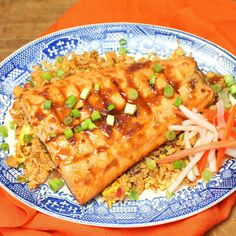Ginger-Citrus Grilled Salmon #SundaySupper