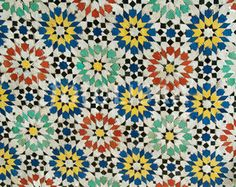 Images Like Mosaic Tile Pattern Morocco Showing 1 100 Of