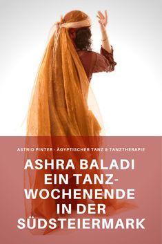 Ashra #Baladi fördert Deine Individualität, Deine Verbindung zur #Musik und Deinen persönlichen #Tanzstil. Er unterstützt Dich, ausdrucksvoller zu tanzen und fördert eine klarere #Tanztechnik und größere #Präsenz. Ein #Tanzwochenende in der herbstlichen #Südsteiermark - für alle Stufen!