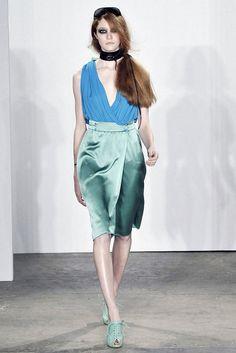 Costello Tagliapietra Spring 2009 Ready-to-Wear Fashion Show - Emily Fox