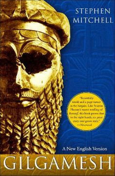 Gilgamesh translated by Stephen Mitchell (reviewed on Erin Reads)