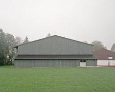 Turnhalle Haiming / Almannai Fischer Architects + Harald Fuchshuber