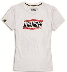 143f18d0e549d T-shirt Ducati MOAB SCRAMBLER 100% bawełna