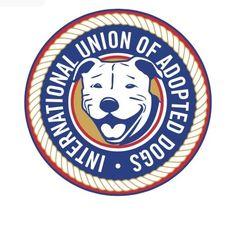 International Union of Adopted Dogs Sticker | mavisandhitch