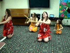 Polynesian Puili Sticks. Cool Idea. Could just just rhythm sticks.