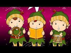 Spanish Christmas Songs for Children: Videos & Lyrics Elementary Spanish, Spanish Classroom, Teaching Spanish, Spanish Christmas Songs, Spanish Holidays, Spanish Music, Spanish Language, Blended Learning, Kids Songs
