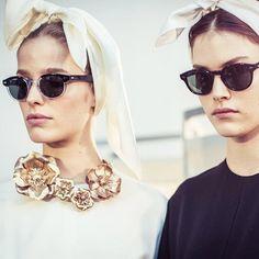 Head Scarves  Don t Overthink It Design De Mode, Automne Hiver 2014, 7a31365a8903