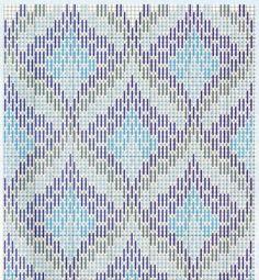 Broderie Bargello, Bargello Needlepoint, Bargello Quilts, Needlepoint Stitches, Needlepoint Kits, Needlework, Bargello Patterns, Crochet Mandala Pattern, Tapestry Crochet