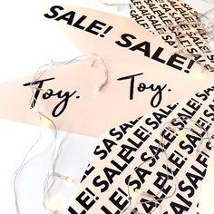 Now or never// Te esperamos mañana desde las 10:00 am en nuestro SALE... #toystyle #toynailpolish #sale #pocketstores