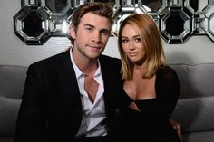 Miley Cyrus and Liam Hemsworth Are Reportedly Moving in Together... #MileyCyrus: Miley Cyrus and Liam Hemsworth Are Reportedly… #MileyCyrus