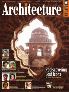 "Explore The December 2014 Issue of ""Architecture Update Magazine""-Reviving Reminiscence."