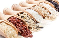 Long grain rice varieties such as American, basmati and jasmine (brown or white)…