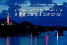Dont wait until con