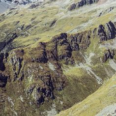 HIGH TAUERN NATIONAL PARK by KONTROLLHAMSTER , via Behance