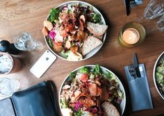 charlotte sjusdal fashion blog blogger fashionblogger style styleblogger outfit ootd inspiration lunch chicken salad 1