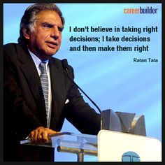 #Leadership #Quote by Mr.Ratan Tata