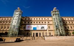 The Museo Nacional Centro de Arte Reina Sofía, Spain