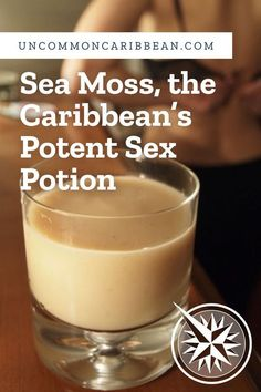 Sea moss' sexual benefits are well documented. Learn how much sea moss you need now! moss benefits healthy Sea Moss, the Caribbean's Potent Sex Potion: Taste of the Caribbean Healthy Smoothies, Healthy Drinks, Smoothie Recipes, Caribbean Drinks, Caribbean Recipes, Seamoss Benefits, Health Benefits, Irish Moss, Sea Moss
